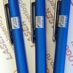 ручки газпром, ручки с гравировкой, гравировка а ручках